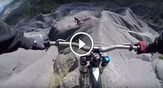 Video: Practicing for Rampage in Southern France | Singletracks Mountain Bike News
