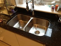 The Bluci sent in by one of our happy customers! Sink Taps, Sinks, Real Kitchen, Cool Pictures, Happy, Photos, Home Decor, Utility Room Sinks, Pictures