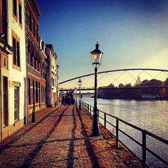 Wijk. Maastricht. The Netherlands
