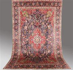 Les Meilleures Images Du Tableau Carpets N Rugs Sur Pinterest - Carrelage terrasse et tapis chirvan ancien