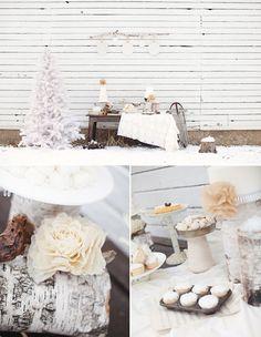 Beautiful Winter Wedding Inspiration