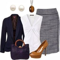 Winter Work Outfit Ideas Gallery 85 fashionable work outfit ideas for fall winter 2020 Winter Work Outfit Ideas. Here is Winter Work Outfit Ideas Gallery for you. Winter Work Outfit Ideas 5 winter work outfit ideas that take less than 5 . Mode Outfits, Fashion Outfits, Womens Fashion, Fashion Trends, Woman Outfits, Stylish Outfits, Fashion Ideas, Fashionista Trends, Easy Outfits
