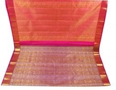 0Pure zari silk saree - kss985501