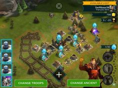 Gamasutra: Om Tandon's Blog - UX Comparison : Clash of Clans Vs Rival Kingdoms
