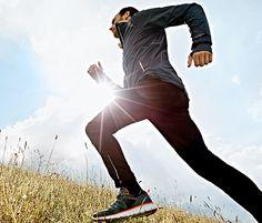 Pánská větruvzdorná běžecká bunda