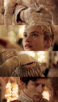 War & Peace the most AMAZING scene!