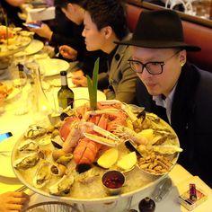 #Casino Seafood time  . Cr : @tunpol . #bhipleadershipdays #bhipmonaco #bhiparoundtheworld by the_jokeji from #Montecarlo #Monaco