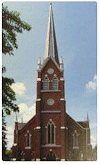 St. Mary's Catholic Church; Niles, MI