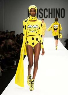 MOSCHINO Milan Fashion Week 2014 Fall/Winter 2014-2015.