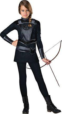 find this pin and more on halloween girls warrior huntress costume tween - Popular Tween Halloween Costumes