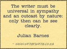 The writer....