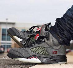 best service 97059 f1cc5 3M 5 s of the Raging Bull pack via kicks2fly on Instagram All Jordan Shoes,  Air