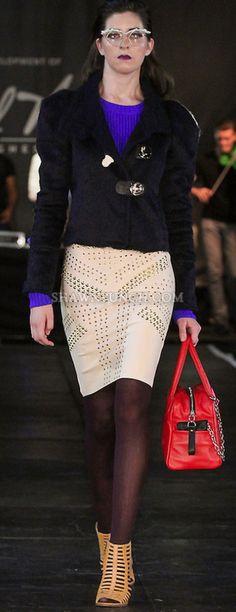NYFW Sept 2014 Fashion Show (52 photos) ModaBox features Mercura