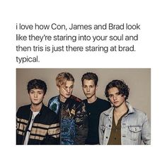 Typical. Tradley will never die lol