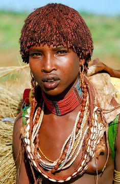 Beautiful Women from the Horn of Africa
