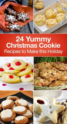 Tis the season to bake too much and eat too many cookies! Whether you need ideas for an upcoming cookie swap or simply want a new recipe to try with the kids,