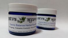 Cosmic Balance Face Mask - Tridoshic (All Skin Types) w/ Free Shipping by SatvaAyurveda on Etsy https://www.etsy.com/listing/265502563/cosmic-balance-face-mask-tridoshic-all