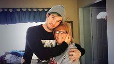 Josh Dun & Momma Dun
