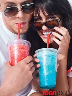 Lea Michele and Cory Monteith's Teen Vogue Cover Shoot Photos