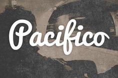 List of free fonts for creating vintage logos #fonts #retro #vintage