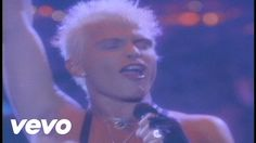 Billy Idol - Mony Mony (Live) (1987) Original: Tommy James & the Shondells - Mony Mony (1968)