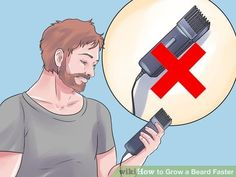 Image titled Grow a Beard Faster Step 11