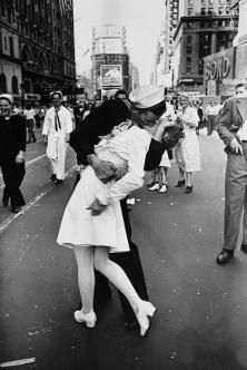 50 years from now, we will still look back at this picture and admire it, because love is timeless.