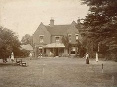 The Borley Rectory Poltergeist: England
