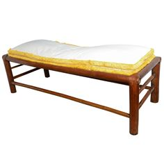 Vintage Bamboo Daybed For Sale at 1stdibs