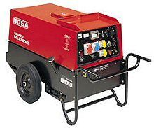 300 AMP Power Diesel Welders for rental in Sheffield. Available from MF Hire (Tel: 0114 2750431)