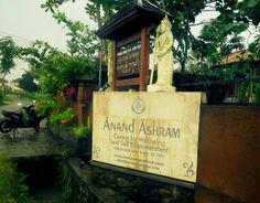 ANNINA IN TALLINNA: Anand Ashram Ubud