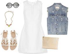 The Matchbook Staple: The Little White Dress