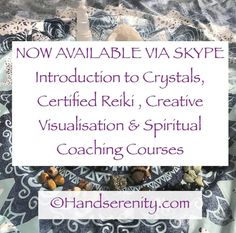Richmond Upon Thames based, Reiki Courses for One, Two & Master/Teacher Levels of Usui Ryoho, Animal & Crystal Reiki Master run by Emma Hands Reiki Courses, Animal Reiki, Spiritual Coach, Creative Visualization, Reiki Energy, Intuition, Distance, How To Find Out, Spirituality