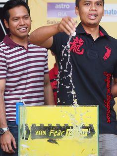 Fear Factor Malaysia #fearfactormy @fearfactormy Piece of cake.