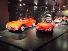 Museo Storico Alfa Romeo/ Alfa Romeo Museum