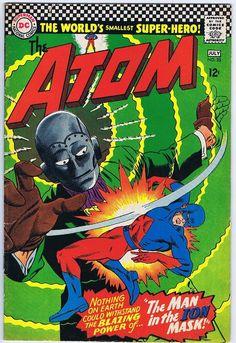 The Atom #25.  www.ephemeritor.com