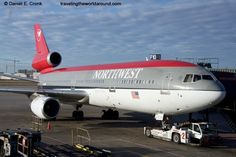 Northwest Airlines McDonnell Douglas DC-10-30 by travelingboi2003, via Flickr