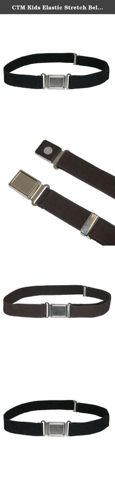 NEW Kids Junior Size Thick Leather Belts w// Removable Silver Buckle Many Colors