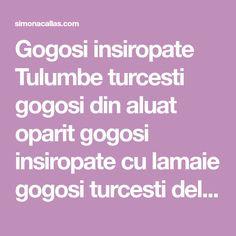 Gogosi insiropate Tulumbe turcesti gogosi din aluat oparit gogosi insiropate cu lamaie gogosi turcesti delicioase desert rapid