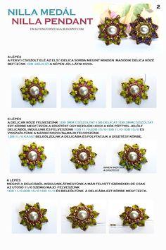 Nilla pendant pattern 2
