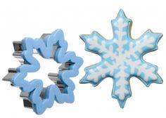 Vykrajovátko na perníčky - Sněhová vločka č. CF-2