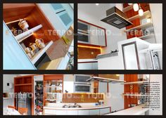Desain Interior Dapur Bandung