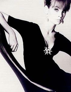 Jean Shrimpton by David Bailey