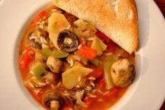 Vegetable Stew/Tocana de legume ca la manastire