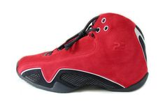 "Air Jordan XX1 ""Red Suede"" -#kicks #sneakers #wearyourkicks #jordans"
