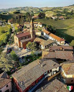 Serralunga d'Alba,Comuna italiana, Cuneo, Piemonte, Itália