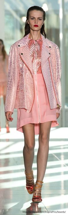London Spring 2014 - Antonio Berardi