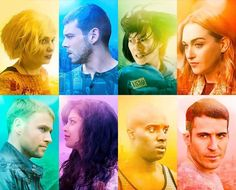 Obsessed with this show!!! I cant believe eve it got cancelled. Such a beautiful piece of art and so many great lessons on life and love. #BringBackSense8 #renewsense8 #sense8season2