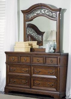 Castle Dresser $799.99 Sku:147707 Dimensions:62Wx18Dx40H Turn Your Bedroom  Into Your Own Palace
