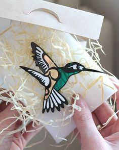 Online store stocking Erstwilder brooches and other Australian brooches - we aim to be your one stop shop for funky acrylic, resin & enamel accessories! Hummingbird, Brooches, Cuff Bracelets, Jewellery, Green, Accessories, Black, Jewels, Brooch